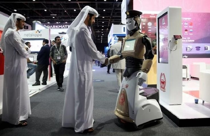 100 UAE government services will be offered by Smart robots