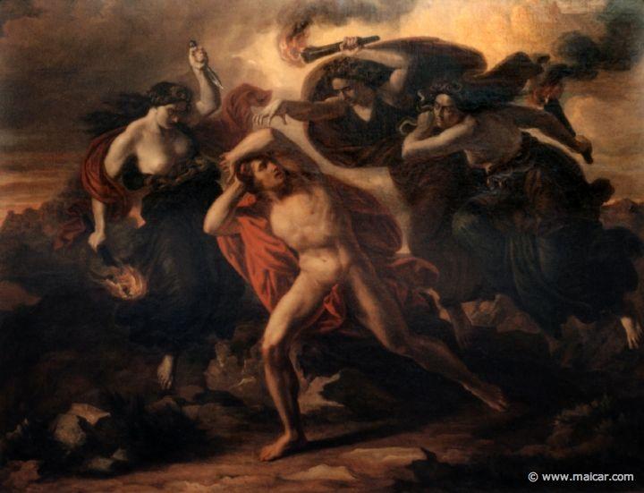 cruelty in greek mythology