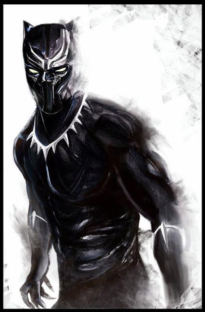 'Black Panther' by Mikhail Sebastian