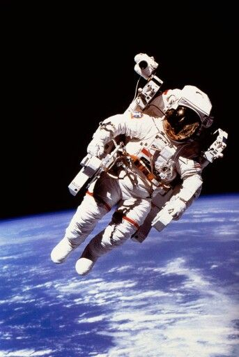 astronaut in space exploration - photo #9