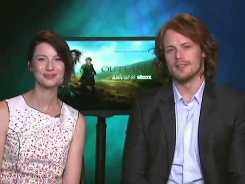The Start of the Epic Show Outlander | Behind The Scenes Shots | Forever Young - YouTube