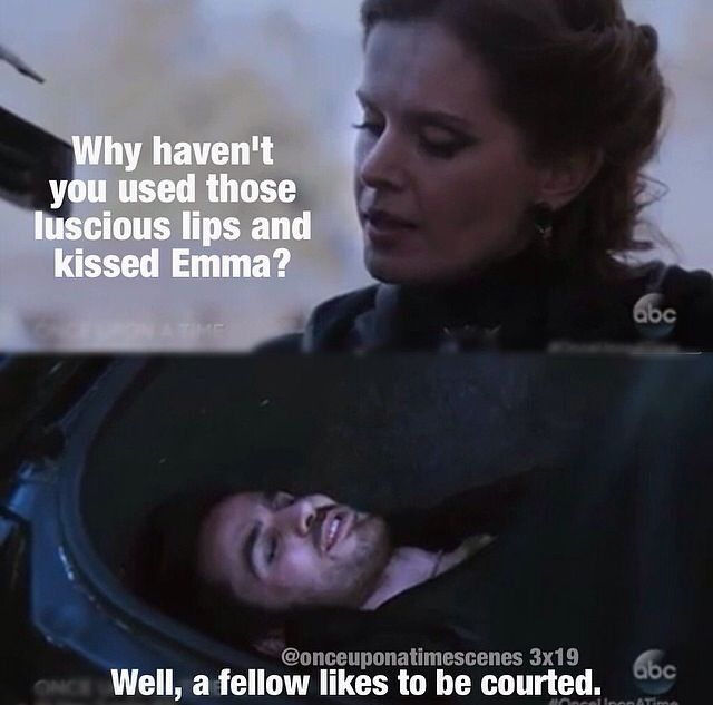 Hook talking about relationships.