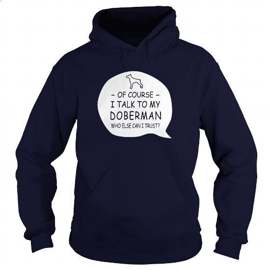 Doberman - #funny hoodies #cotton t shirts. BUY NOW => https://www.sunfrog.com/LifeStyle/Doberman-145680380-Navy-Blue-Hoodie.html?60505