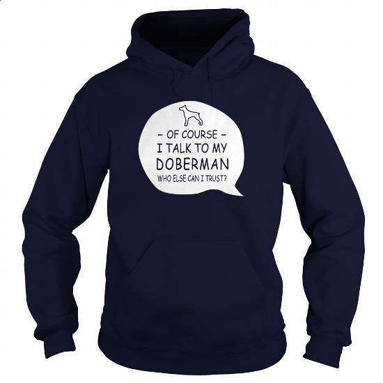 Doberman - #funny hoodies #cotton t shirts. BUY NOW => https://www.sunfrog.com/LifeStyle/Doberman-145680380-Navy-Blue-Hoodie.html?60505