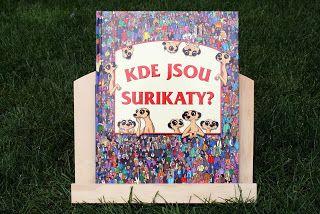 mimi malá knihomilka: Jen Wainwright: Kde jsou surikaty?