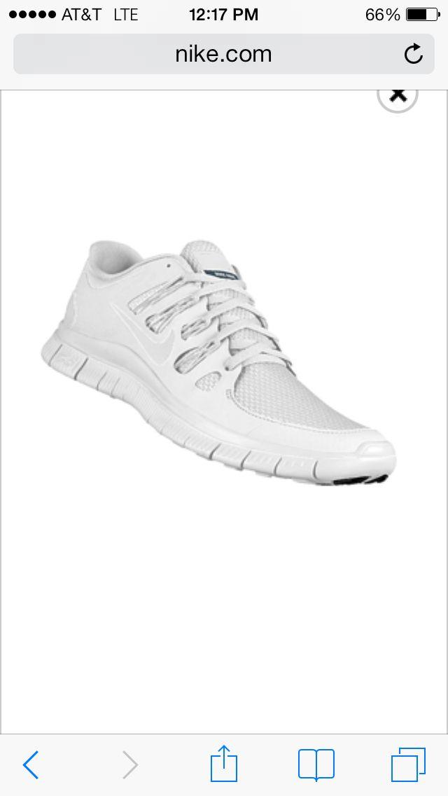 white 5.0 free runs