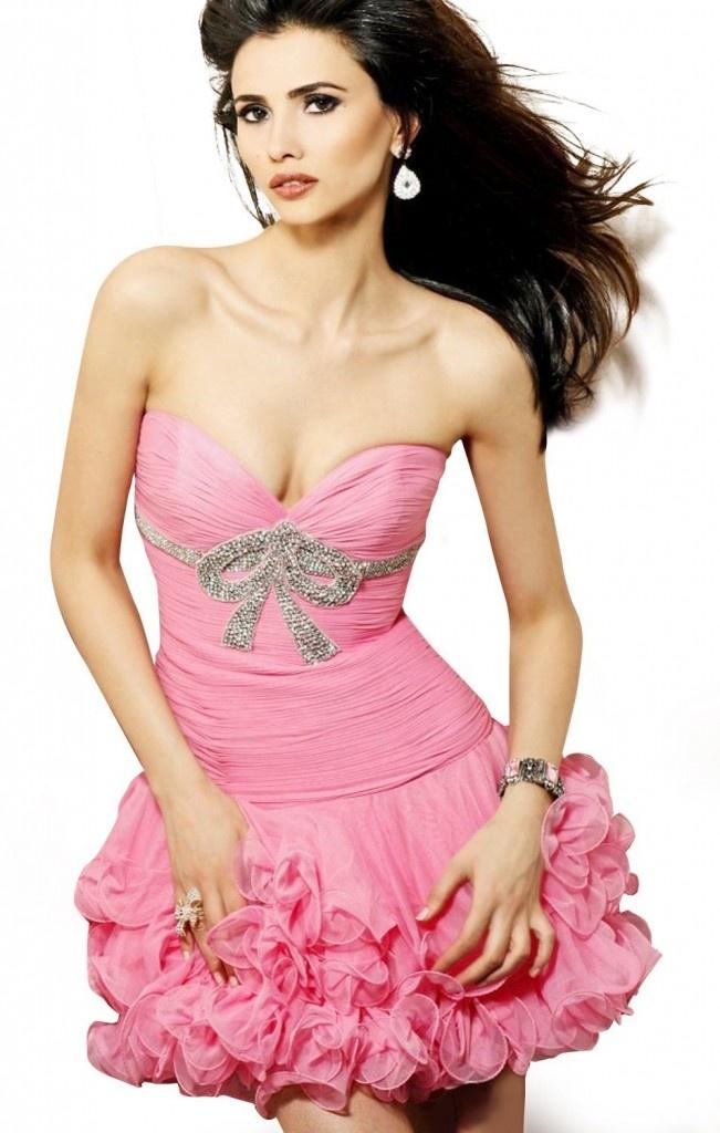 I love pink.