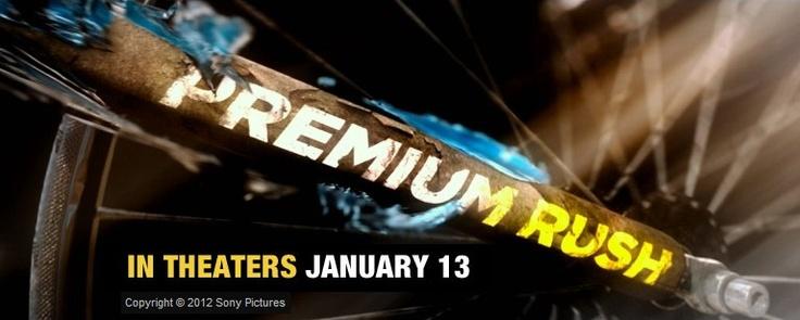 Cineast: Срочная доставка / Premium Rush. Русский трейлер