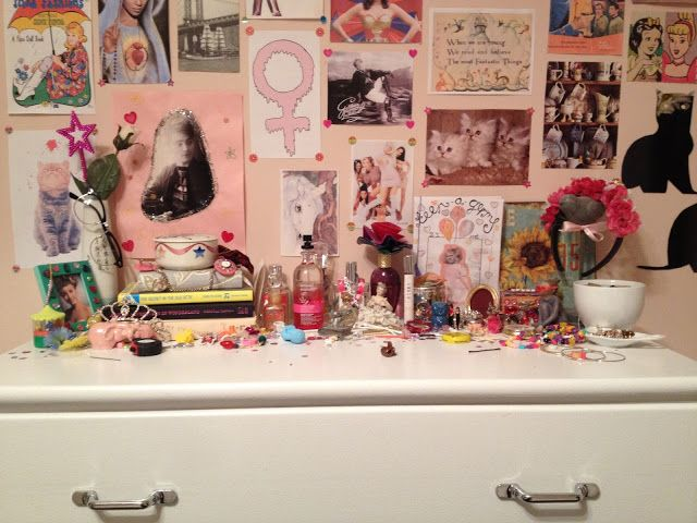 love & velvet: Teenage Dream: My Bedroom
