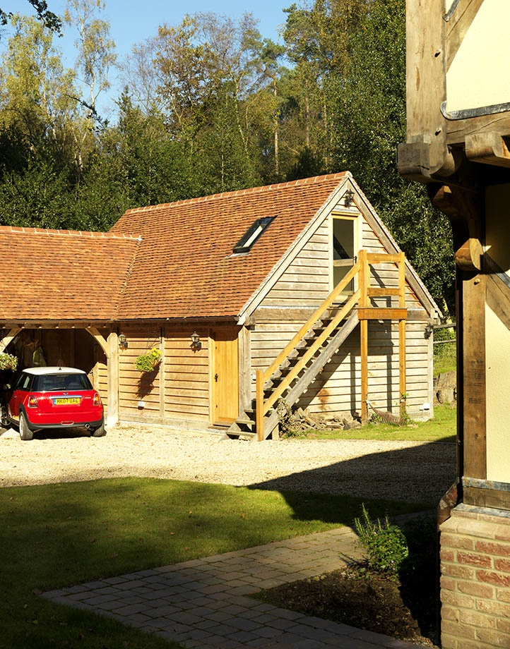 99 best images about wooden garages on pinterest wooden for Garage extension ideas