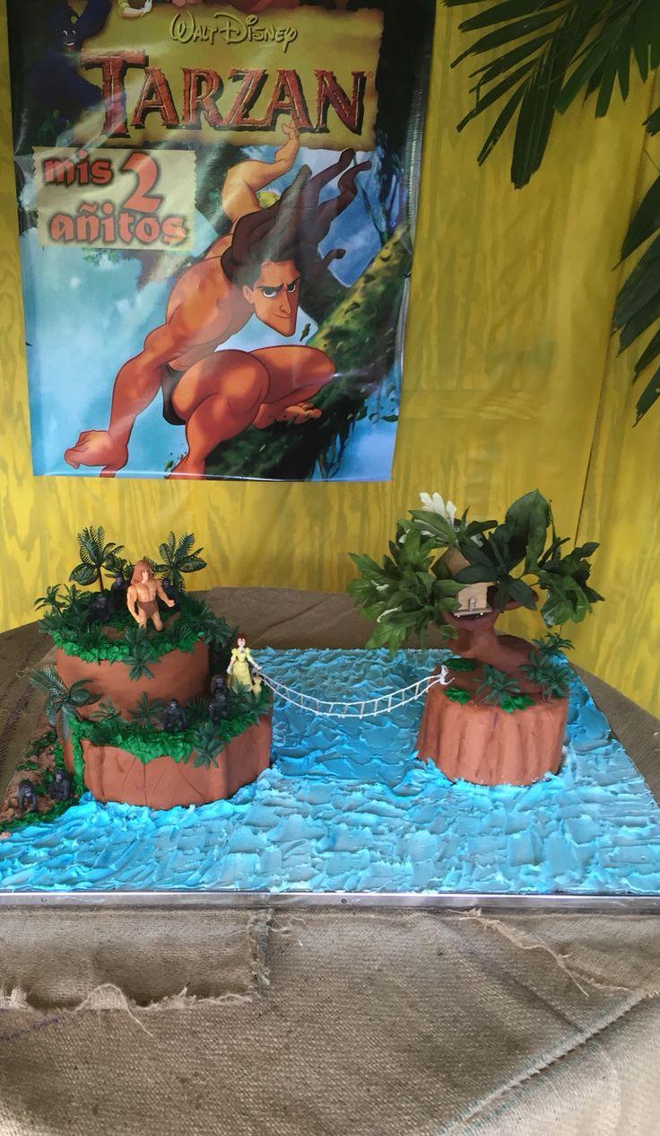 Tarzan Cake Tarzan Pinterest Disney Disney Parties