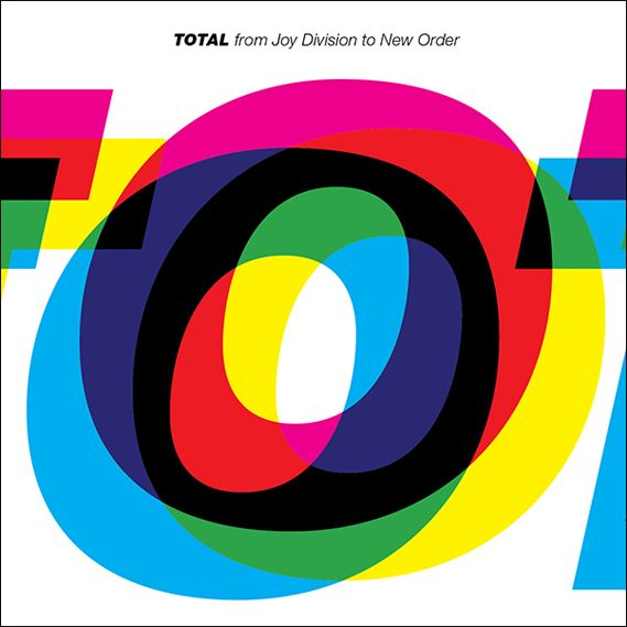 Creative Review - TOTAL sleeve by Peter Saville and ParrisWakefield