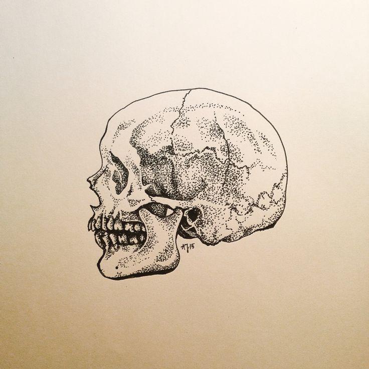 Fru Cranium. Amanda Jenderbäck 2015.