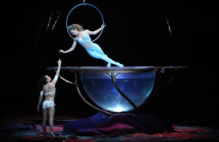 ★★★ - Cirque du Soleil's Amaluna review at Royal Albert Hall, London – 'intermittent thrills'