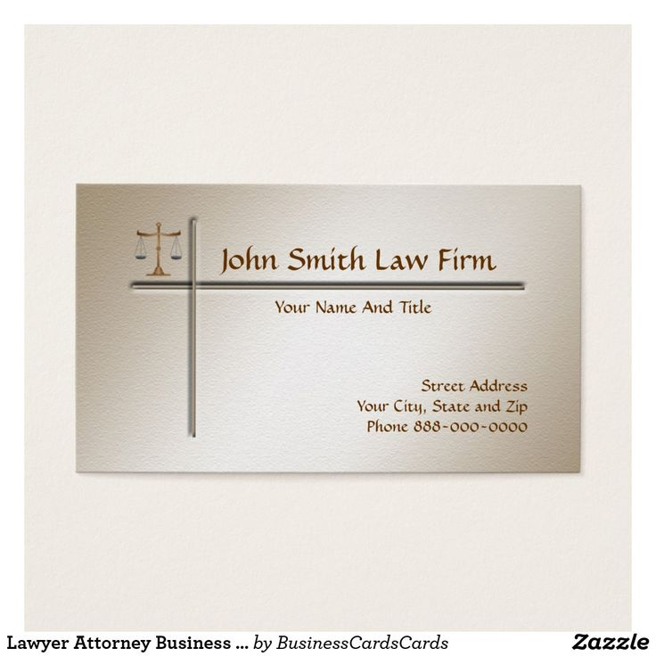 38 best Business Cards: Attorney images on Pinterest | All you ...