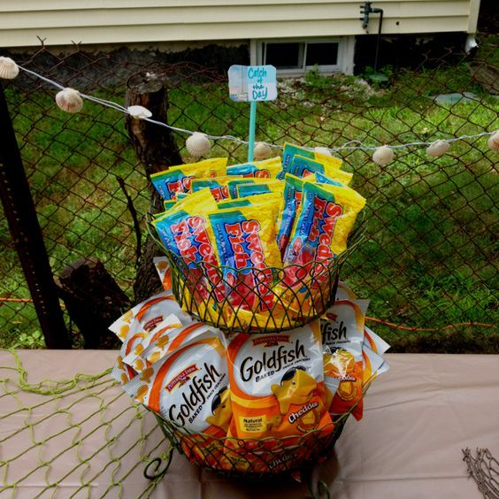Catch of The Day   DIY Pool Party Ideas for Teens