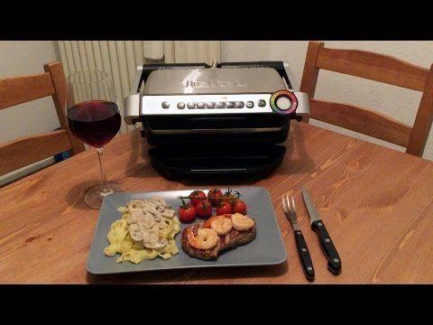 11 Testbericht Tefal Optigrill Youtube Essen Und Trinken Rezepte Essen