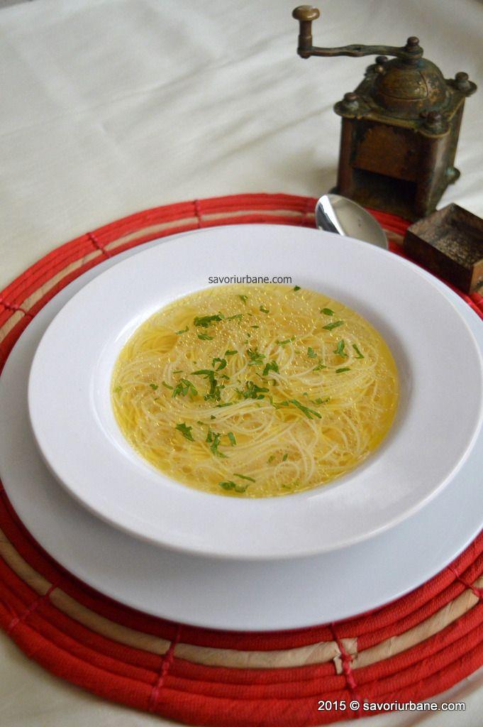 supa de pui cu taitei (15)