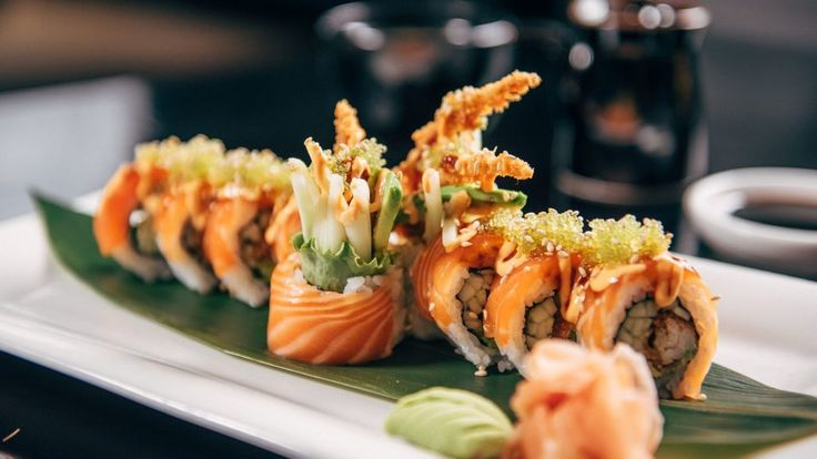 For delicious authentic Japanese and Thai dishes in Barbados head to Zen restaurant at The Crane Resort.