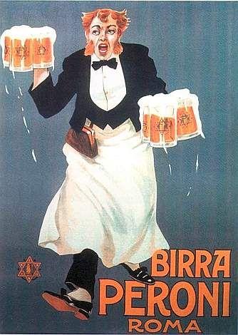 Birra Peroni, 1956
