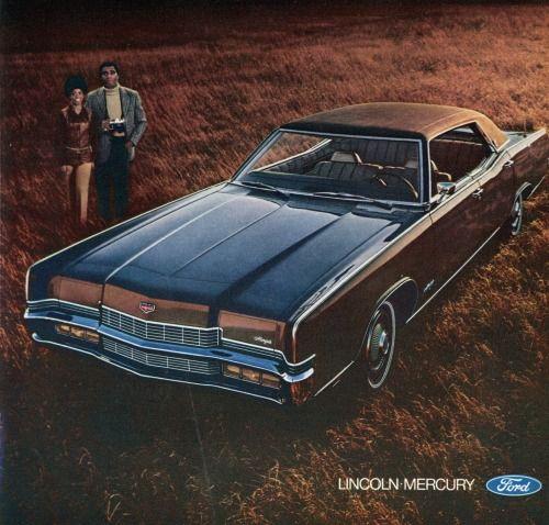 1970 Mercury Marquis 4-Door Hardtop