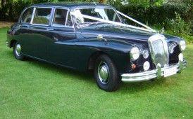 1967 Daimler Major Majestic, seats 6 passengers + Chauffeur