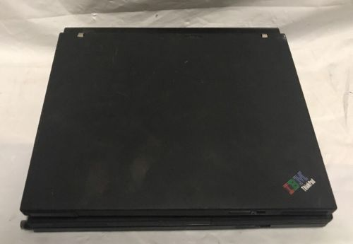 LOT OF 2 Lenovo ThinkPad X60, X61 Incomplete Laptops- for Parts/Repair