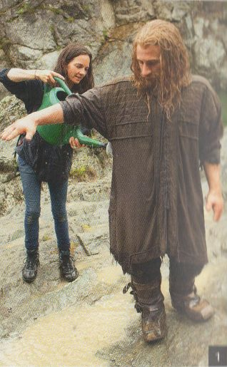 You must water your Fili, so it will grow big and tall.