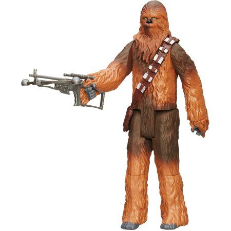 Star Wars The Force Awakens 12 inch Chewbacca, Multicolor