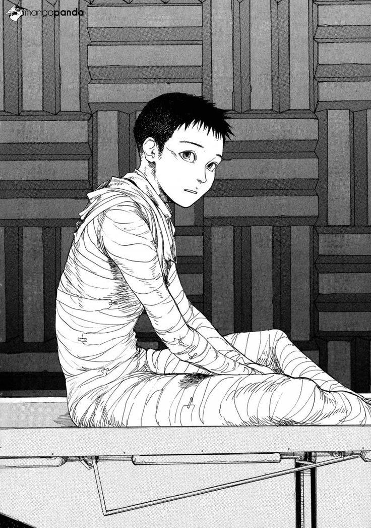 Negai kei : Ajin manga chapter 8