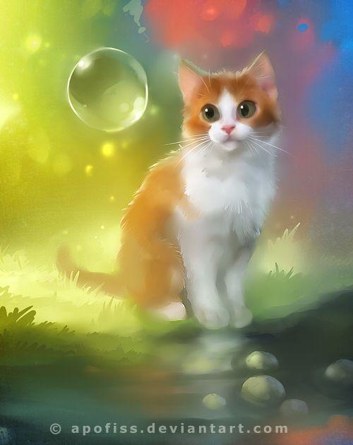 181 Best Apofiss Images On Pinterest Deviant Art Kitty
