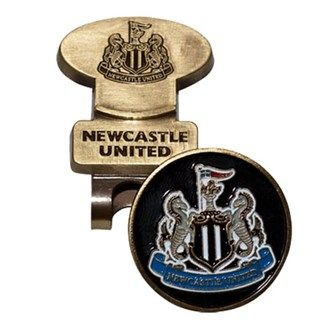 Premier League Golf Newcastle Golf Hat Clip With Ball Marker Show your support for Newcastle FC with this stylish hat clipA Stylish magnetic hat clip with dual club logo branding meaning that whether you have got your marker on the golf green or on your clip yo http://www.MightGet.com/january-2017-11/premier-league-golf-newcastle-golf-hat-clip-with-ball-marker.asp