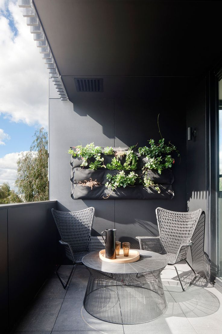 Best 20 modern balcony ideas on pinterest balcony for Balcony garden design ideas