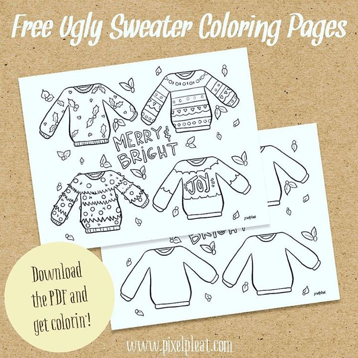 Pin on Ugly Sweaters & Hats/Headbands