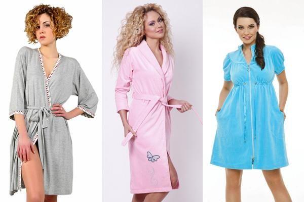 Женские домашние костюмы для беременных