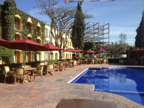 Holiday Inn Queretaro Centro Historico (Queretaro, México) - Hotel - Opiniones y Comentarios - TripAdvisor