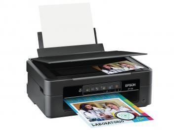 #399,00#Multifuncional Epson XP-231 Jato de Tinta - Colorida USB 2.0 Wi-Fi