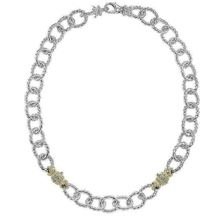 Add this gorgeous diamond necklace to your wardrobe!