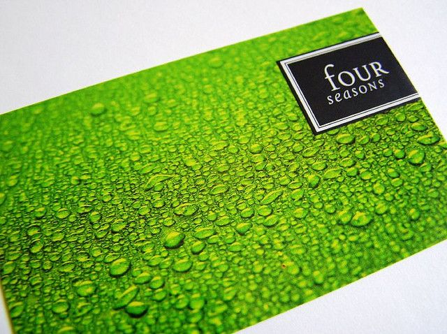 101 best 100 creative green business cards for your inspiration want to learn how to create amazing business cards download for free the complete reheart Images