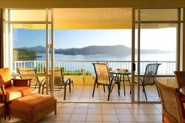 DELUXE SEA VIEW WHITSUNDAY, a Hamilton Island Apartment   Stayz