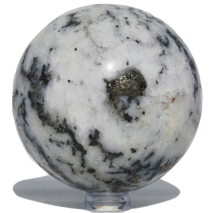 Pyrite Quartz Sphere - Bella Rok - Finest Hand Selected Crystal , Stones and Minerals