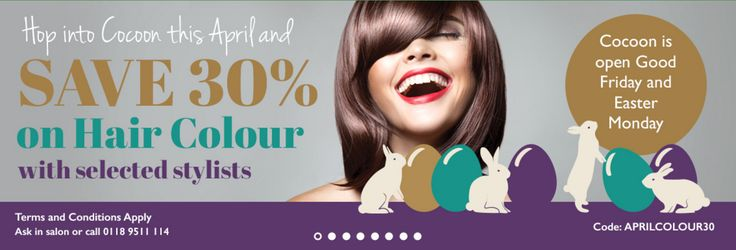 Offer Banner from Cocoon #Web #Digital #Banner #Online #Marketing #Beauty #Offer