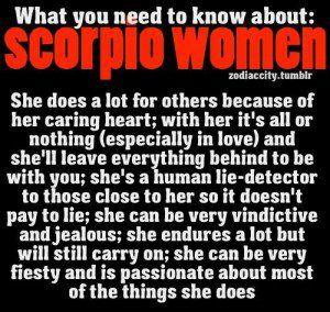 Scorpio Birthday Quotes. QuotesGram
