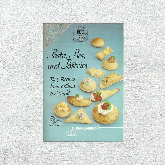 New in The Book Cottage: Bite Size Snacks World Pastry Cookbook  Pasta Pies and Pastries  Tart Recipes From Around the World  Yummy Food Recipes  Baking Cookbook by TheBookCottage