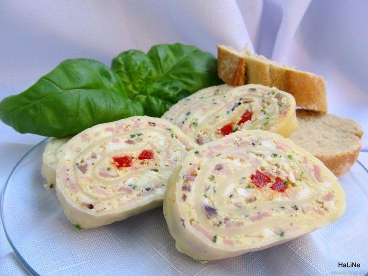 Nejedlé recepty: Sýrová roláda