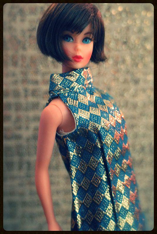 Hair Fair Barbie - brunette