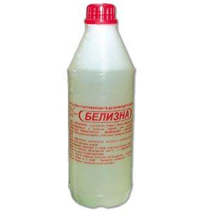 Как известно, noname отбеливатель (белизна) одно из самых дешевых средств для уборки дома. Большинство людей используют его для отбеливания белья и дезинфекции. Однако, если немного включить свое вооб...