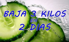 Adelgazar Now: Baja 3 kilos en 2 Días