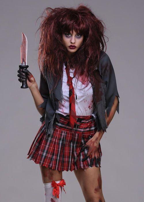 dead school girl halloween - Google Search