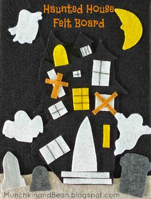 haunted house craft 17 best images about felt on haunted 2161